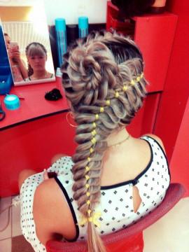 плетение кос бьютик фото 16