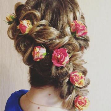 плетение кос бьютик фото 15