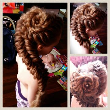 плетение кос бьютик фото 12