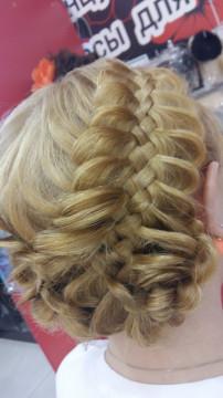 плетение кос бьютик фото 11