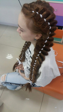 плетение кос бьютик фото 9