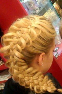 плетение кос бьютик фото 6