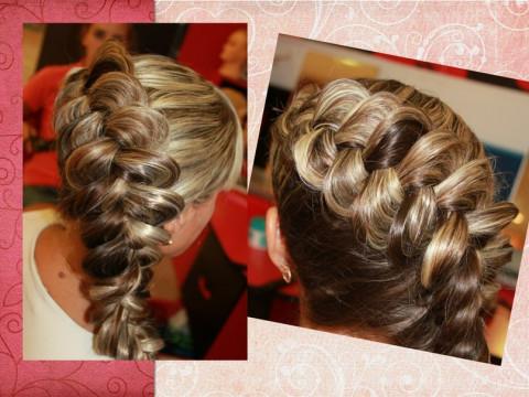 плетение кос бьютик фото 7