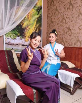 сотрудники остров тайского спа фото 12
