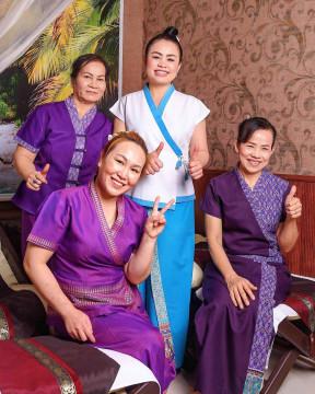 сотрудники остров тайского спа фото 8