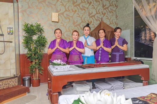 сотрудники остров тайского спа фото 7