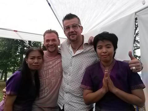 сотрудники остров тайского спа фото 30