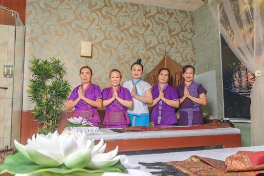 сотрудники остров тайского спа фото 17